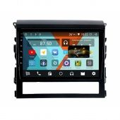 Штатная магнитола Parafar для Toyota Land Cruiser 200 на Android 8.1.0 (PF567KHD)
